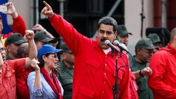 26-10-2016 05:50 Maduro: opozycja w Wenezueli próbuje dokonać parlamentarnego zamachu stanu