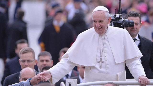 Papież Franciszek z okazji Święta Niepodległości: niech Bóg błogosławi Polskę