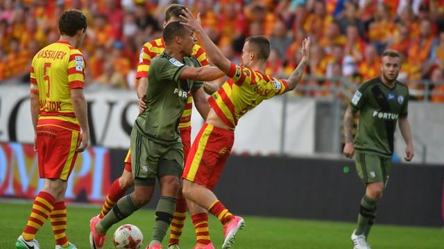 Ekstraklasa piłkarska - na szczycie bez goli, Legia wciąż liderem