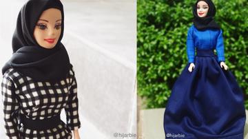 08-02-2016 17:17 Kolejna odsłona lalki Barbie. Tym razem w hidżabie