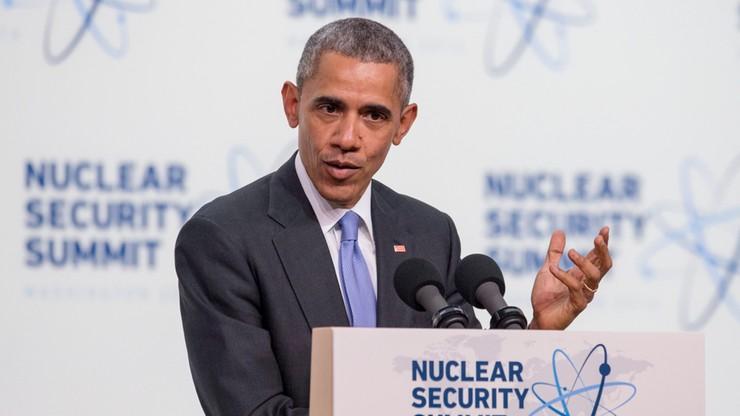 USA: ponad 50 państw zobowiązało się do ochrony materiałów nuklearnych przed terrorystami