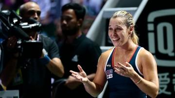 2016-10-31 Rankingi WTA: Cibulkova piąta, Radwańska na podium