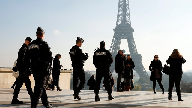 Francja ostrzega, że odstąpi od niektórych zapisów konwencji praw człowieka