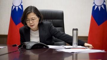 Chińska prasa: rozmowa Trumpa z Tajwanem to dowód niedoświadczenia