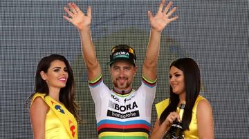 2017-07-30 Tour de Pologne: Sagan pojedzie w żółtej koszulce do Katowic