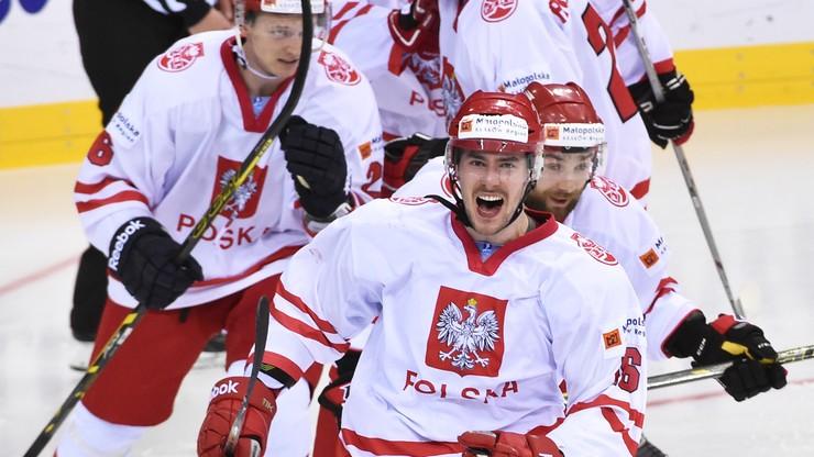 MŚ w hokeju - Awans możliwy, warunkiem wygrana z Ukrainą