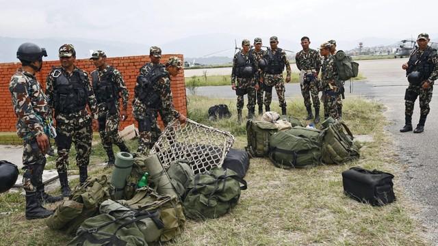 Nepal - znaleziono szczątki helikoptera U.S. Army