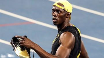"""15-08-2016 06:10 Rio: Bolt po raz trzeci mistrzem olimpijskim. """"Jeszcze dwa medale i odchodzę. Nieśmiertelny"""""""