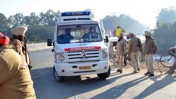 02-01-2016 09:43 Atak na indyjską bazę lotniczą w pobliżu granicy z Pakistanem. Są ofiary