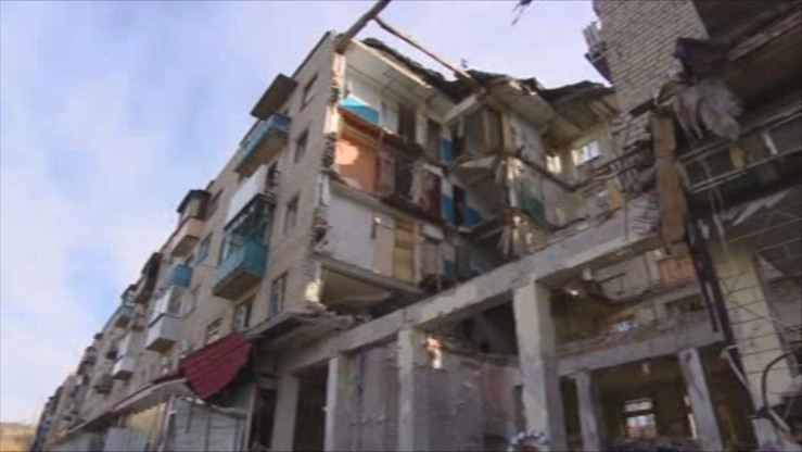 Wzrasta liczba cywilnych ofiar konfliktu w Donbasie
