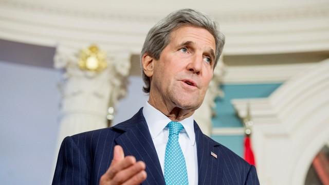 Kerry o Syrii: jest jeszcze szansa na pokój
