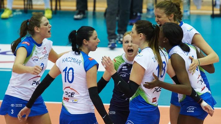 Belgijki i Rumunki rywalkami Polek w Pucharze CEV