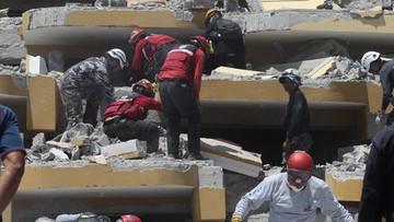 20-04-2016 05:46 Ekwador: 1700 osób zaginionych po trzęsieniu ziemi