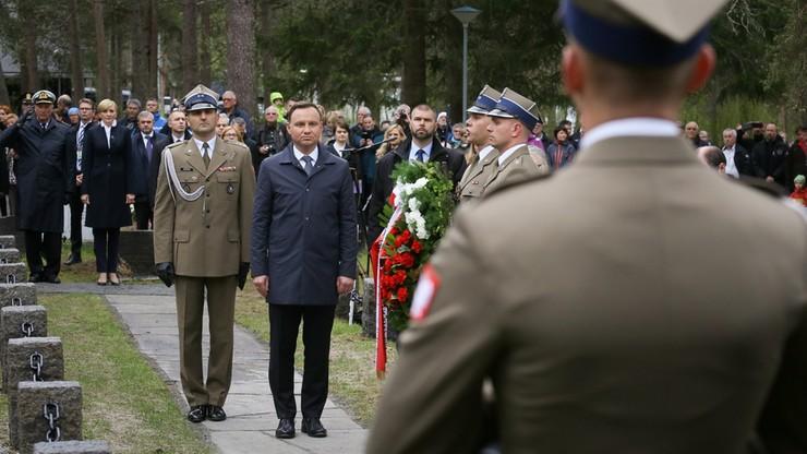 Duda: polscy żołnierze dali nam prawo do współdecydowania o wolności