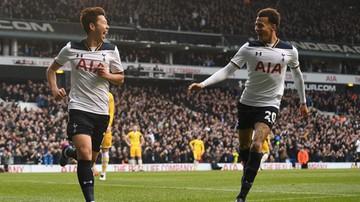 2017-03-12 Puchar Anglii: Tottenham kolejnym półfinalistą, szlagier w poniedziałek
