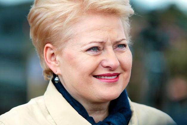 Litwa: hakerzy dopisali prezydent Grybauskaite do listy agentów KGB