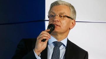 """28-06-2017 21:02 """"Nie trwońmy jedności, z jaką przetrwaliśmy czasy ucisku"""". Prezydent Poznania apeluje, by nie odwracać się od Europy"""