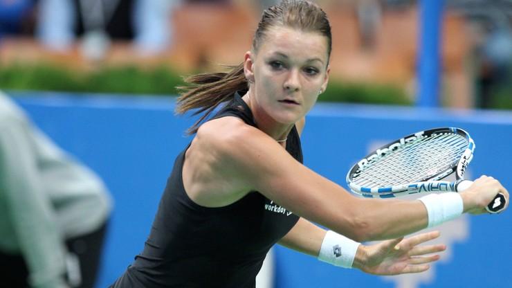 Radwańska wykonała zadanie - zagra w ćwierćfinale w Katowicach