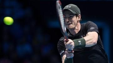 2016-11-18 ATP World Tour Finals: Murray pokonał Wawrinkę i awansował do półfinału