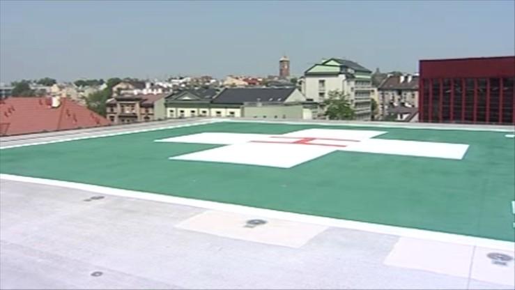 Szpitalne oddziały ratunkowe bez obowiązkowych lądowisk? Resort chce uchylić przepisy