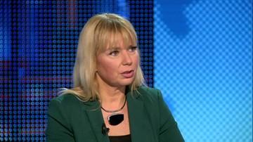 Elżbieta Bieńkowska o europejskiej gospodarce