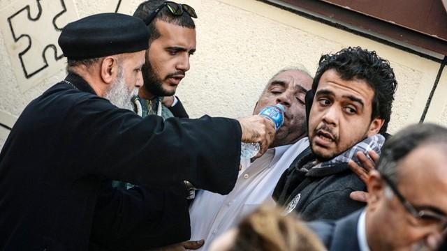 Egipt: Państwo Islamskie przyznało się do zamachu na koptyjską katedrę