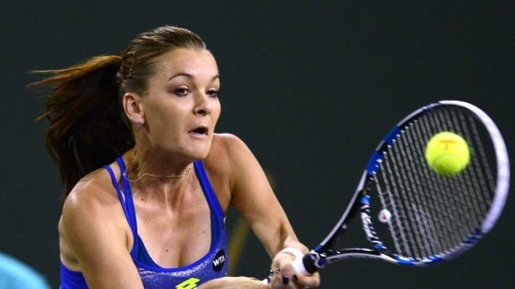 Ranking WTA: Radwańska spadła na trzecie miejsce w świecie