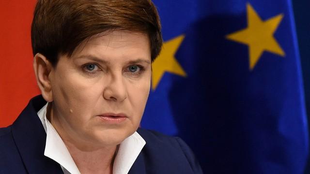 Premier Szydło: Prześlemy odpowiedź KE w odpowiednim czasie