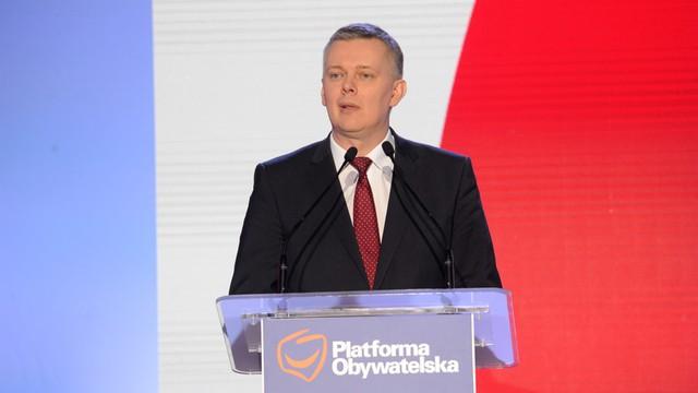 Siemoniak: kierownictwo PO przeciw unijnym sankcjom wobec Polski