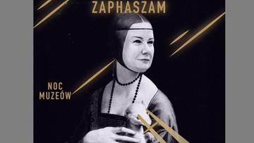 """14-05-2016 10:34 Hanna Gronkiewicz-Waltz z łasiczką """"zaphasza"""" do muzeów"""