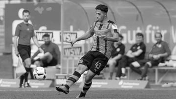 2017-08-01 Starcie z Legią zakończyło jego karierę. Teraz BVB funduje mu studia
