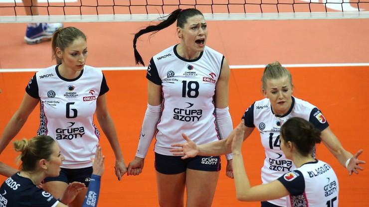 Liga Mistrzyń: Polskie zespoły pożegnały się z siatkarską elitą