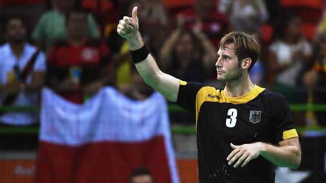 Rio: piłka ręczna - Polska - Niemcy 29:32