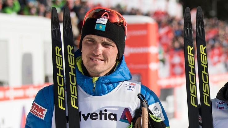 Tour de Ski: Połtoranin najszybszy w Val di Fiemme
