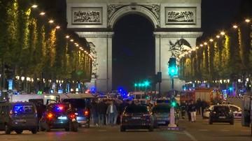 20-04-2017 23:31 Strzelanina w centrum Paryża. Policja: to prawdopodobnie akt terroru