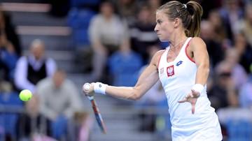 2015-11-07 Rosolska odpadła po fazie grupowej WTA Elite Trophy