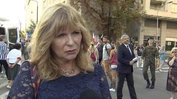 Gosiewska: nie ma pisma w sprawie ekstradycji Saakaszwilego