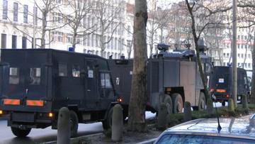 17-05-2016 13:31 Belgia: starcia strażników więziennych z policją