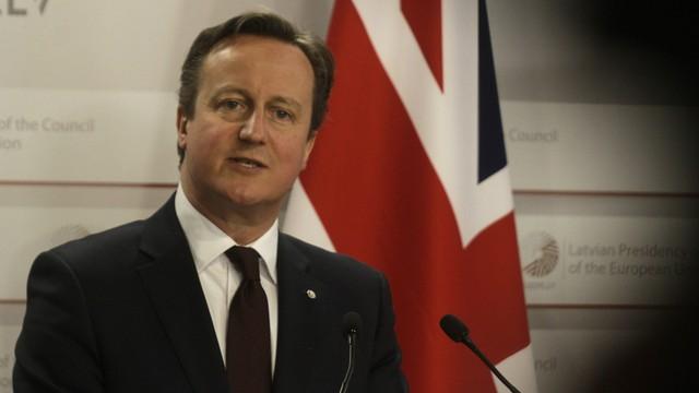 Cameron: W ostatnim półroczu udaremniono 7 zamachów