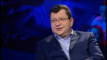 """21-01-2017 20:38 """"To Kurski przekazał mi akta afery podsłuchowej"""" - Stonoga w programie """"Skandaliści"""""""
