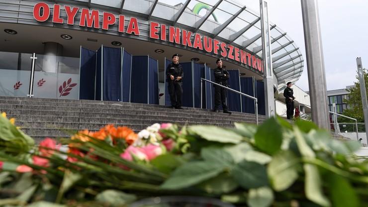 Prawie 60 strzałów oddał sprawca strzelaniny w Monachium