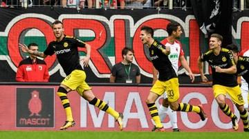 2017-09-30 Bundesliga: Wygrana BVB. Całe mecze Piszczka, Błaszczykowskiego i Kamińskiego