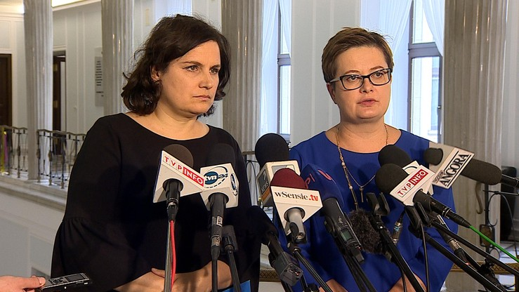 Nowoczesna: ministra środowiska nie obchodzi nic poza interesem PiS