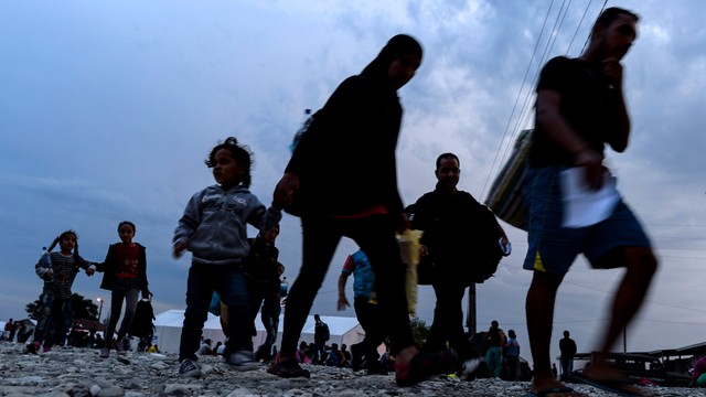 Norwegia będzie odsyłać Syryjczyków przybywających z Rosji