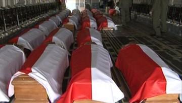 Do połowy roku kolejne ekshumacje ofiar katastrofy smoleńskiej