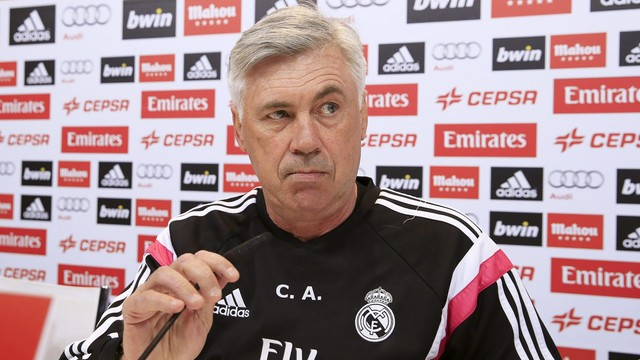 Carlo Ancelotti zwolniony z Realu Madryt