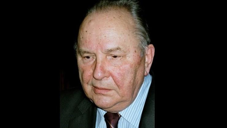 Zmarł polski socjolog, profesor Jerzy Szacki. Miał 87 lat