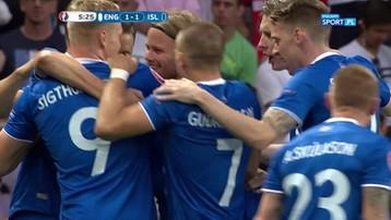 Błyskawiczna odpowiedź Islandii! Wyrównanie w dwie minuty!