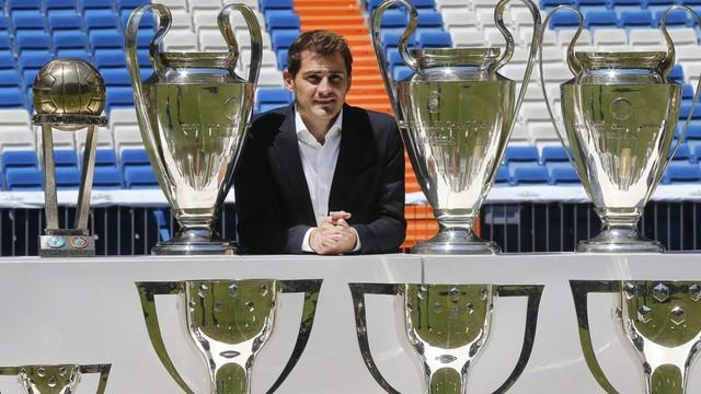 Kibice Realu pożegnali Casillasa