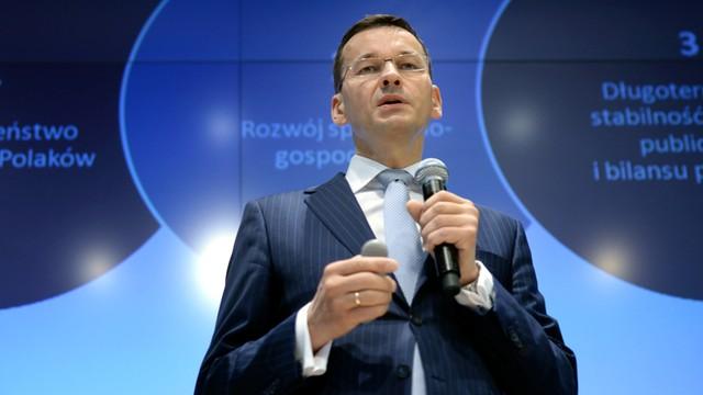 Kukiz'15: Powstało superministerstwo slajdów pod kierownictwem Morawieckiego